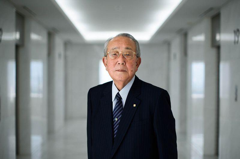 Kyocera CEO