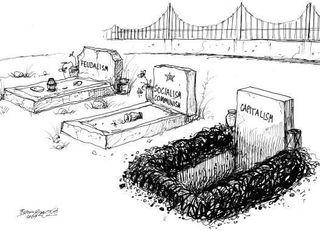 Capitalism dead