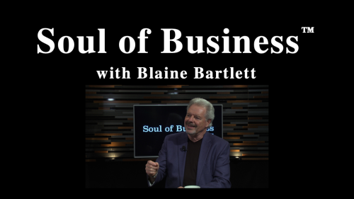 Logo - Soul of Business Podcast